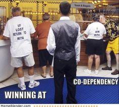 Winning at codependency