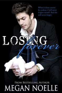 ~ LOSING FOREVER by Megan Noelle Cover Reveal + Giveaway ~