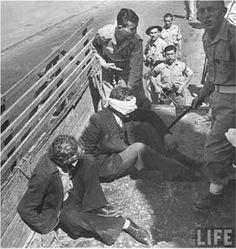 Palestine taken, Nakba 1948