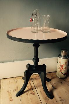 Be inspired by some of our favourite items of painted furniture that have left the Orange Otter workshop. Otter, Color Splash, Painted Furniture, Dining Table, Orange, Gallery, Interior, Inspiration, Design