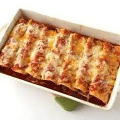 21 Day Fix Recipes – Chicken Enchiladas @Stephanie Power @Lauren Bellows look at this! May be something you have seen but in case you haven't!!