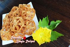 How amazing it is when you find similarity between food of different countries!! Our very own Fuljhuri pitha and Rosette cookie are identical. For this recipe you need iron of fuljhuri pitha (ছাঁচ)