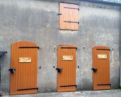Schuppentüren restaurieren Bauanleitung zum selber bauen