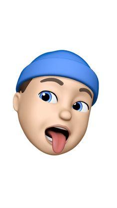 Boys Wallpaper, Black Wallpaper, Emoji Photo, Emoji Wallpaper Iphone, Girl Emoji, Emoji Pictures, Fake Photo, Cute Cartoon Wallpapers, Blue Dream