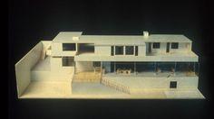 Maqueta de Tugendhat House por Pedro Teles de Menezes, 2014