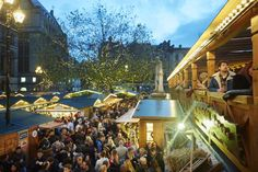 Christmas in the United Kingdom : Manchester City Council Christmas Carol, Christmas Presents, Christmas Holidays, Xmas, Manchester Christmas Markets, Christmas Markets Europe, City Council, Manchester City, Amazing Destinations