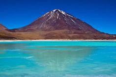 Green Lagoon, na Bolívia