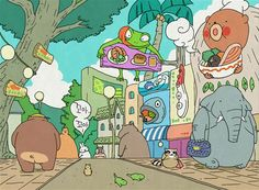 Webtoon 웹툰