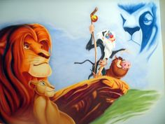 τοιχογραφία παιδικο δωματιο lion king My Dream, Princess Zelda, Room, Fictional Characters, Art, Bedroom, Art Background, Kunst, Rooms