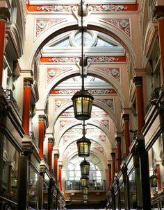 Royal Arcade, in London