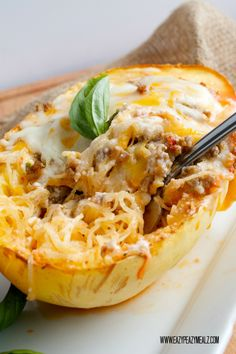Spicy Sausage Lasagna Spaghetti Squash that is easy to make and packed with flavor. Spaghetti squash is one of my favorite foods to make. It is a squash where the meat is like spaghetti noodles when cooked. You can use a fork to pull it out, and it separates into noodles. You can see this... Read More »