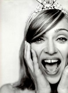 My childhood all wrapped in one person: Madonna