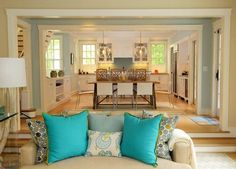 House of Turquoise: Burton Builders