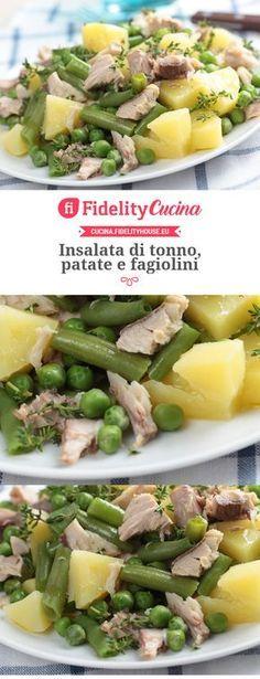 ricette di dieta per 17 giorni ciclo 1 insalata di tonno