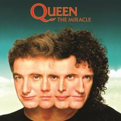 Queen released 'The Miracle' today in #music #history, 22 May #1989. #Queen #rock #UK #eighties #80s #remember #Spinogle