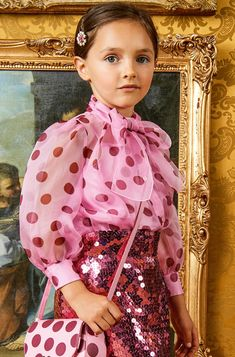DOLCE & GABBANA SS 2020 Dope Outfits, Kids Outfits, Summer Outfits, Children Clothes, Kids Clothing, Dolce And Gabbana Kids, Dope Clothes, Baby Boutique, Summer Kids