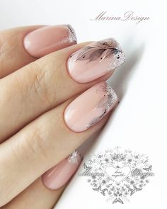 Best Indoor Garden Ideas for 2020 - Modern Classy Nails, Stylish Nails, Simple Nails, Cute Nails, Pretty Nails, Shellac Nails, Nail Manicure, Acrylic Nails, Manicure Ideas