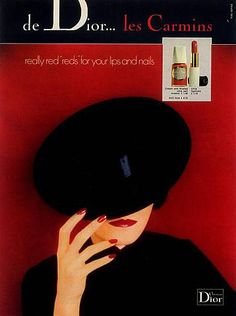 Serge Lutens for Dior, 1974