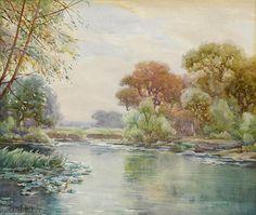 Sans titre de Robert Julian Onderdonk (1882-1922, United States)