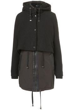 2-in-1 topshop parka jacket. 'bit expensive but hey ho...