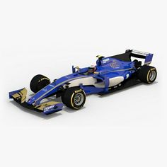 We are happy to present the second #FormulaOne #racing car season #2017, #Sauber C-36! It looks really nice, but still uses engine of the last year #Ferrari. Well, we will see very soon in Melbourne if less powerful engine is enough in #F1 or better to progress every day. #lowpoly #PBR #3Dmodel #opticaldreamsoft