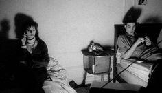 """Cinelogía y cinericia : El blog de Pepe Derteano: """"Stranger than Paradise"""", Jarmusch y su minimalismo beat."""