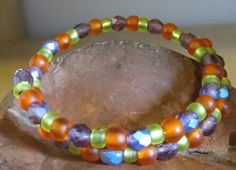 Funky Bangle by BooandLil on Etsy