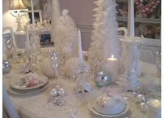 Modern Christmas Ornaments Modern Christmas Table Decorations For 2012