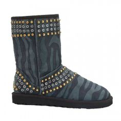 ugg boots outlet, http://www.uggvipshop.net/, cheap Women UGG Jimmy Choo Kaia Charcoal Zebra 3041