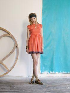 Lindsay Thornburg Keyhole Dress - too much $ but super cute