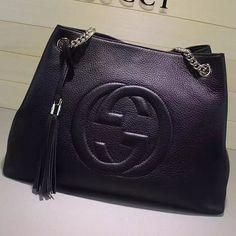 6f6bb8879eb0 276 best Gucci Shoulder Bags images on Pinterest   Gucci shoulder ...