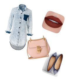 :) by daillawanessa on Polyvore featuring polyvore fashion style Talbots Chloé clothing
