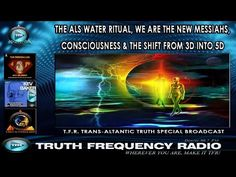 ALS Water Ritual, Consciousness, Pineal Gland & Moving Into The 5th Dimension