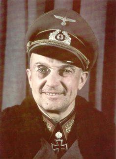 Generalfeldmarschall Otto Moritz Walter Model (24 January 1891 - 21 April 1945)