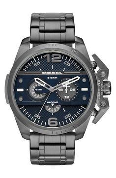 a18efb74abc6 DIESEL®  Ironside  Bracelet Watch