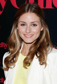 9 Sophisticated Hairstyles To Steal From Olivia Palermo via @stylelistcanada