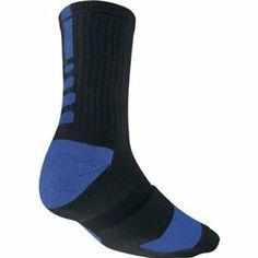 ... Nike SX3693-089 Elite Performance Sock - Black/Orange Price: $19.49 www.