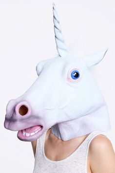 masque-licorne Urban Outifitters
