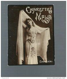 Oude Documenten > Chromo's & afbeeldingen > Chromo > Sigaretten > Melia - Delcampe.net