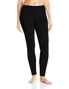 Cuddl Duds Women's Comfortwear Legging ** Awesome outdoor product. Click the image : Camping clothes