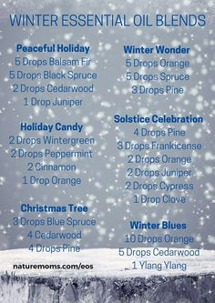 How to make aromatherapy roll ons pinterest insomnia essentials winter is comingwhat essential oils should you have on hand to celebrate the impending holidays and keep your spirits up during the dark cold days ahead fandeluxe Image collections