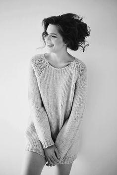 sweater boudoir [Olga Butkiewicz by Martyna Galla]
