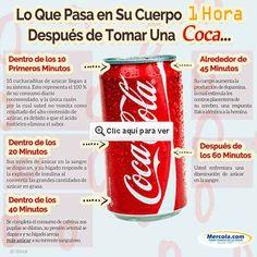 Dejar de beber soda es una de las medidas más importantes que puede tomar para mejorar su salud.
