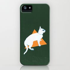 meou_snow iPhone & iPod Case by SEVENTRAPS | Society6