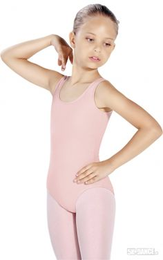 Deti - Tanečné dresy - Tanečný dres - Dres - široké ramienka -  E10713 Materiál: Microfibra Stretch Tanečný dres vhodný aj na gymnastiku.  SoDanca - 5kdance.sk
