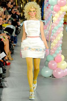 Meadham Kirchhoff Spring 2012 Ready-to-Wear Collection Slideshow on Style.com