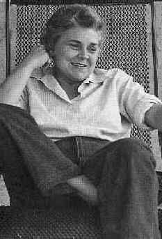 Elizabeth Bishop in Brazil.
