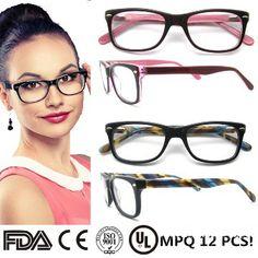 Popular Glass Frames for Women | 2015 popular designer eyeglasses frames women men acetate eyewear Like