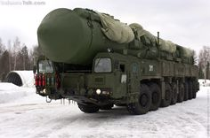 RS-24 Yars Mobile Launcher