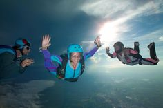 aff student just released Sensory Overload, True Happiness, Skydiving, Management, Student, Life